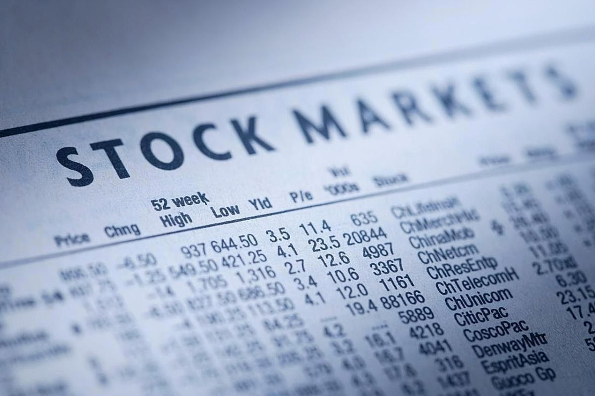 Buying your first stock in the stock market