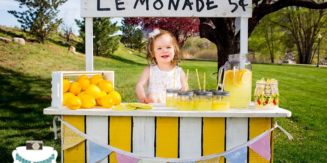 My lemonade stands