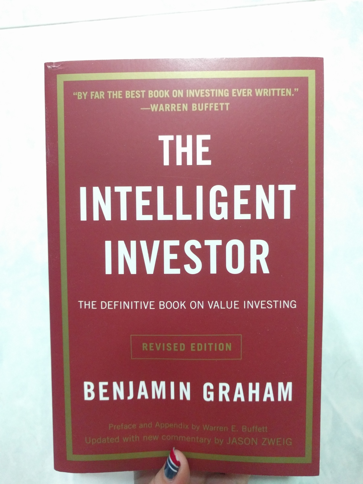 Best $35 spent in my entire life – The Intelligent Investor