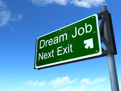 Doing what you love V.S. Finding an idealjob