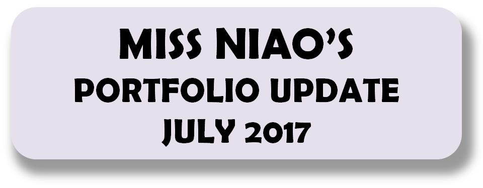 July 2017 – PortfolioUpdates