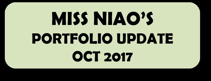 October 2017 – PortfolioUpdates
