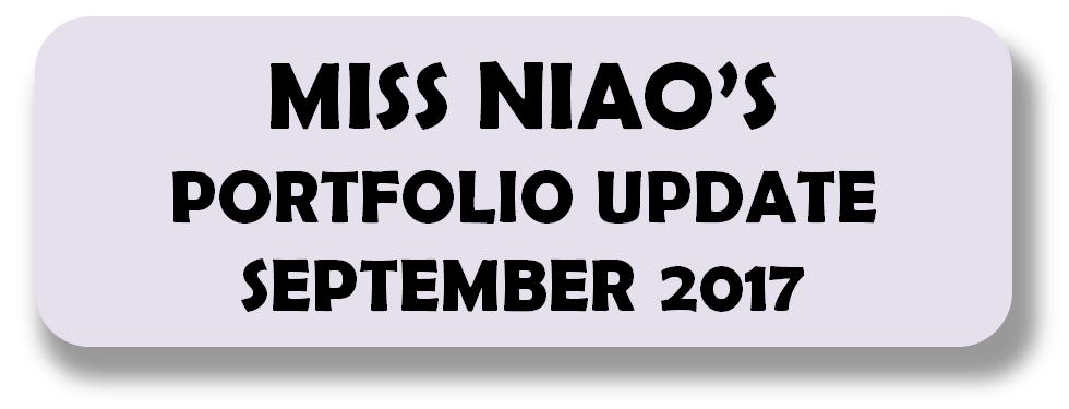 September 2017 – PortfolioUpdates