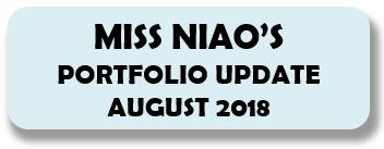 August 2018 – PortfolioUpdates